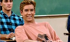 On one hand, you have Zack Morris — the bleached blonde hottie whose prankster antics left you dripping for him to visit your attic. | Let's Settle This Once And For All: AC Slater Or Zack Morris?