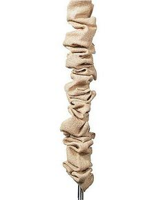 urbanest chandelier chain cord cover natural burlap