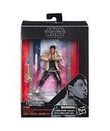 STAR WARS THE BLACK SERIES TITANIUM SERIES FINN (STARKILLER BASE) - $25.00