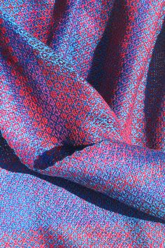 iridiscencse, silk by Freya Willemoes-Wissing, via Flickr
