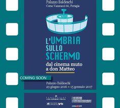 Presto sui migliori schermi a Perugia, Palazzo Baldeschi al Corso #comingsoon