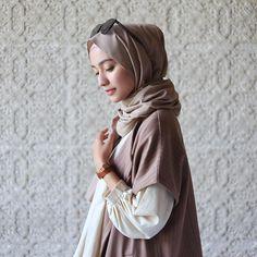 Simple Hijab, Hijab Casual, Hijab Chic, Hijab Outfit, Ootd Hijab, Islamic Fashion, Muslim Fashion, Modest Fashion, Hijab Fashion