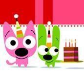 Hoops And Yoyo Happy Birthday