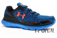 Under Armour Micro G Velocity RN Storm M - Chaussures homme Route   chemin fd26a7e051cca