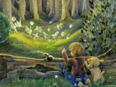 Fairy Night Song - YouTube