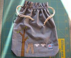 Simple bag - step by step