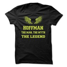 HOFFMAN, the man, the myth, the legend - #boyfriend gift #man gift. SAVE => https://www.sunfrog.com/Names/HOFFMAN-the-man-the-myth-the-legend-qbtsixtkov.html?68278