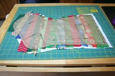 Super Mom – No Cape! » Blog Archive » Quilt-As-You-Go Christmas ...