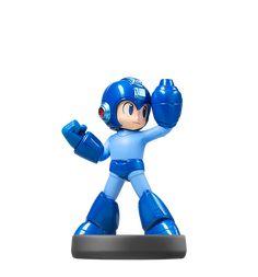 Rockman | Mega Man Amiibo Figure