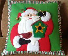 MANUALIDADES OMA TEL: 235 82 51 CELULAR: 300 470 52 89 Medellín Christmas Stockings, Christmas Ornaments, Holiday Decor, Home Decor, Ideas, Xmas, Scrappy Quilts, Craft, Holiday Ornaments