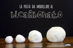 Quandofuoripiove: La pasta da modellare al bicarbonato: mai più senz...