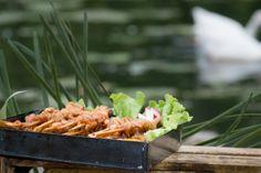 En nuestro servicio de catering ofrecemos una variada y exquisita gama de productos orientales