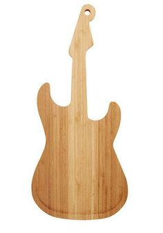 For the radical chef, the Yummy Strumming Cutting Board!
