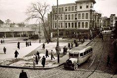 Sirkeci - Sirkedji, Istanbul 1950.