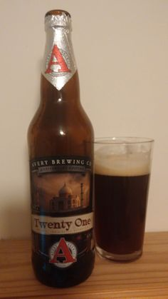 Avery Twenty One Beer Review