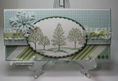 Our Creative Corner Bling Challenge ~ (OCCC) by lbenden - Cards and Paper Crafts at Splitcoaststampers