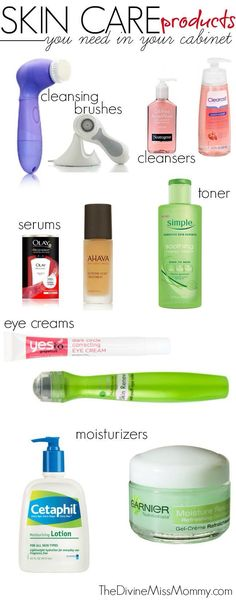 Drugstore beauty products to add to your skincare step by step routine.
