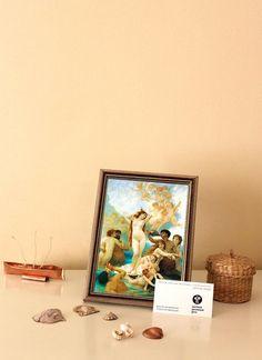 """Karten """"Hellas & Rom"""" // die Geburt der Venus von Ancient Premium Pics auf DaWanda.com"""