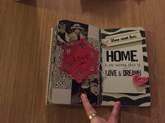 Home! -Round Robin notebook (2015)