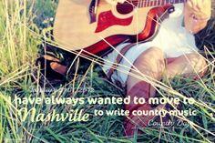 Come to Nashville!