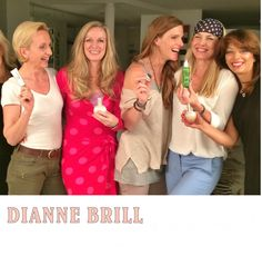 Dianne Brill Beauty Home parties are totally amazing ! Ask these girls !