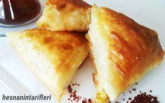 Patatesli Börek / Potato Pie Cornbread, Dairy, Cheese, Ethnic Recipes, Food, Millet Bread, Essen, Meals, Yemek