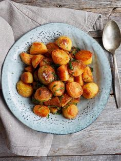 Pretzel Bites, Mozzarella, Tapas, Dairy Free, Cake Recipes, Good Food, Food And Drink, Potatoes, Healthy Recipes