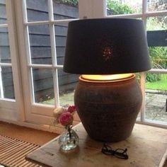kruik lamp -Oh Wat Leuk | O-W-L