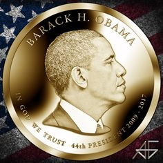 = Frizio Design = Us Coins, Rare Coins, Gold Bullion Bars, Money Worksheets, Buy Gold And Silver, Michelle And Barack Obama, Money Pictures, Coin Art, Gold Money