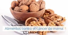 4 superalimentos contra el cáncer de mama