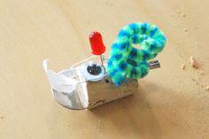 Mini-bots - simple circuits