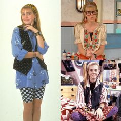 90s Fashion: Spring Styles Inspired by Clarissa Explains It All ...