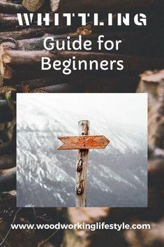 Whittling Guide for Beginners . A complete guide For Whittling Beginners. Woodworking Router Table, Diy Router Table, Woodworking Tools For Sale, Green Woodworking, Wood Router, Easy Woodworking Projects, Woodworking Techniques, Easy Projects, Woodworking Beginner
