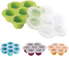 Beaba MultiPortions by Beaba at Hip Baby Gear