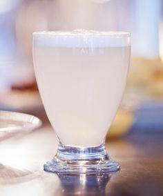 Pisco Sour, Peru's national drink