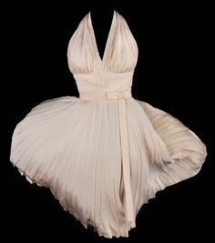 Marilyn Monroe's Subway Dress from Seven Year Itch (1955)