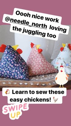 Outstanding 30 Beginner sewing projects tips are available on our site. Outstanding 30 Beginner sewing projects tips are available on our site. Sewing Hacks, Sewing Tutorials, Sewing Crafts, Sewing Tips, Fabric Crafts, Sewing Ideas, Animal Crafts For Kids, Diy Gifts For Friends, Sewing Projects For Beginners