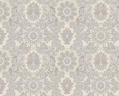 Wonderland Wallpaper Designs - Wonderland - Silver