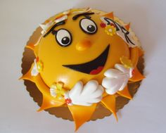 Fotogalerie dortů | Radonna - Brno | Dorty od Radky Bowser, Birthday Cake, Lily, Cake Ideas, Desserts, Food, Decorating Cakes, Fondant Cakes, Pies