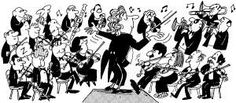 Do you listen to classical music? Do you play any instruments? Who's your favorite composer? Do you have a specific period of classical music that you like? Learn To Read English, Instruments Of The Orchestra, Chrome Web, Early Readers, Classical Music, Art Music, Jazz, Musicals, At Least