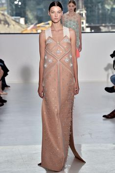 Delpozo Spring 2015 Ready-to-Wear - Collection -Style.com #nyfw