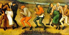 Epidemia bizara din 1518