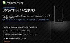 L'ultimo aggiornamento Windows Phone 8 su Nokia Lumia 820 e Lumia 920