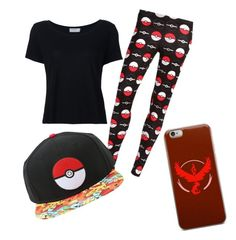"""POKÉMON team valor"" by tara-carlson on Polyvore featuring interior, interiors, interior design, home, home decor, interior decorating, Frame Denim and Valor"