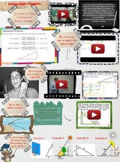 #Glogster #Math #Tringles