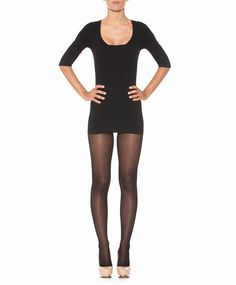 Cocktail dress tights 40