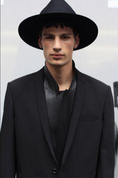 Dior Homme hat