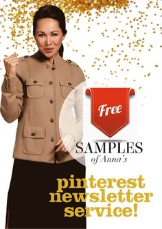 Do you want o have a killer 2016 Pinterest Marketing Strategy? Get your FREE Samples of Pinterest Newsletter Service 2016 | Get 3 Primary Parts of This Brand New Service: 1) Pinterest Educational Webinar 2) Pinterest Special Alert - Breaking News  3) Pinterest Monthly Newsletter |  Click here to get your free sample http://www.whiteglovesocialmedia.com/newsletter-sample/ | How To Use Pinterest for Business Tips