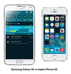 Samsung Galaxy S5 vs Apple iPhone 5S: Screen Tech Showdown  Read more: http://www.androidorigin.com/galaxy-s5-vs-iphone-5s-screen-tech-showdown/#ixzz32AS7QLBL