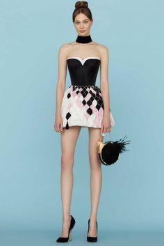 Ulyana Sergeenko haute couture spring 2015:
